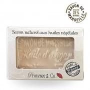 Provence & Co Savon de Marseille Seife Provence Co - Arganöl - 100gr