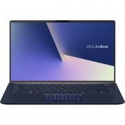 Laptop Asus ZenBook UX433FA-A5085T 14 inch FHD Intel Core i7-8565U 8GB DDR3 256GB SSD Windows 10 Home Royal Blue