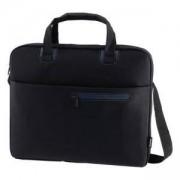 Чанта за лаптоп HAMA Sydney, до 14.1 инча (36 cm), полиестер, черен/син, HAMA-101927
