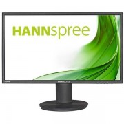 "Hannspree Hp247hjv Monitor Pc Led 23,6"" Full Hd 250cd/m² Classe A+ Colore Nero"
