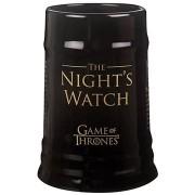 Game Of Thrones - Nights Watch - fekete korsó