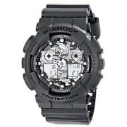 Casio G-Shock Special Edition Analog-Digital Grey Dial Mens Watch - GA-100CF-8ADR (G521)