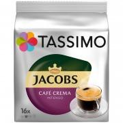 Capsule cafea Tassimo Jacobs Cafe Crema Intenso 132.8g, 16 capsule