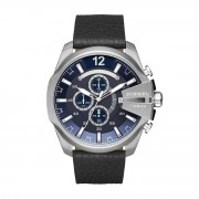 Часовник DIESEL - Mega Chief DZ4423 Black/Silver/Steel