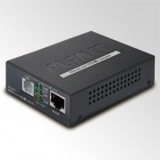 Planet VC-231, 10 100 Mbps Ethernet to VDSL2 Converter - 30a profile. VDSL2 Profile 17a 30a CO CPE bridge solution, connect two Ethernet networks together with the data rate of maximum 100 100Mbps