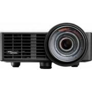 Videoproiector Optoma ML750ST WXGA 800 lumeni Negru