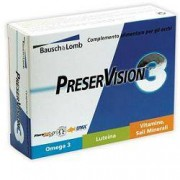 BAUSCH & LOMB-IOM SpA Preservision 3 30cps (938121833)