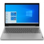"Лаптоп Lenovo IdeaPad 3 15IIL05 - 15.6"" FHD, Intel Core i5-1035G1, Платинено сиво"