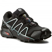 Pantofi SALOMON - Speedcross 4 Gtx W GORE-TEX 383187 20 G0 Black/Black