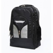 Zyan 35 L Laptop College Bags School Backpacks For Travelling 35 L Laptop Backpack(Black)