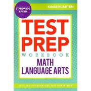 Standardized Math and Language Arts Test Preparation ~ Aligned with Common Core Standards (Kindergarten) - v2