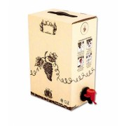 Vin rosu BIO Pinot Noir bag-in-box 5L Terra Natura