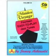 Jamey Aebersold - Aebersold: Maiden Voyage Vol. 54 inkl. CD