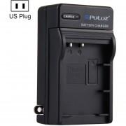 Puluz US Plug Cargador De Batería Para Canon Lp-e17 Batería