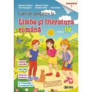 Caiet de pregatire la Limba si literatura romana. Clasa a IV-a semestrul 1