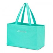 Confetti Extra-Large Carry-All Tote - Turquoise