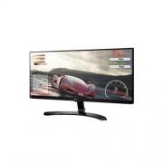 """Monitor LG 29UM68-P 29""""UW IPS LED 2560x1080 5M:1 5ms 250cd 2xHDMI DP DVI repro čierny"""