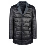 Gilman One leather coat Gilman One