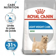 Royal Canin Care Nutrition 8kg Mini Light Weight Care Royal Canin Croquettes pour chien