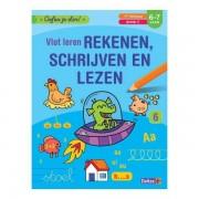 Lobbes Vlot Leren Rekenen, Schrijven en Lezen, 6-7 jaar