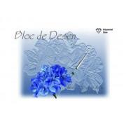 BLOC DESEN 16 FILE A3, DIAMOND LINE