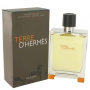 Terre D'hermes For Men By Hermes Eau De Toilette Spray 6.7 Oz
