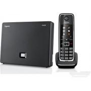 Gigaset C530IP - Single DECT telefoon - VOIP en analoog - Zwart