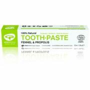 Pasta de dinti cu fenicul organic si propolis homeopata