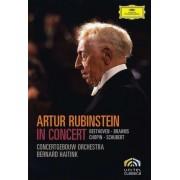 Artur Rubinstein - In Concert (0044007344453) (1 DVD)