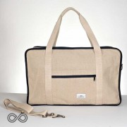Rawganique Incognito Organic Hemp Maximum Carry On Size Luggage Bag RGBG-215TR
