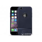 "Husa din cauciuc / silicon Gigapack pentru telefon Apple iPhone 6/6S Plus (5,5"") , albastru inchis"