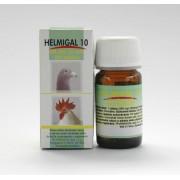 Helmigal antiparazitar intern 100 tbl.