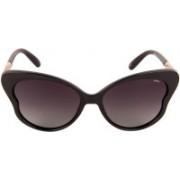 INVU Cat-eye Sunglasses(Violet)