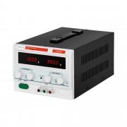 Fonte de alimentação de laboratório - 0-30 V - 0-10 A - 300 W