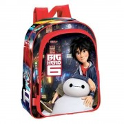 Ghiozdan scoala Disney Big Hero 6, 37x29x11 cm