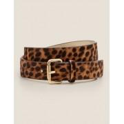 Boden Leopard Klassischer Schnallengürtel Damen Boden, S, Brown