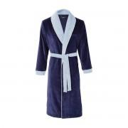 Boss Home - Kimono Coton Peigné 420 g/m² Navy M - Lord
