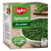Iglo Field Fresh Spinazie Fijn Gehakt 450 g