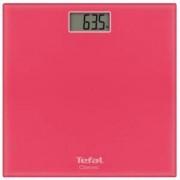 Електронен кантар Tefal PP1134V0, Classic, LCD дисплей, до 160 килограма, цвят корал