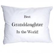 Best Granddaughter in the World Örngott