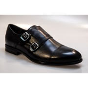 Pantof elegant barbat LFX 933 NEGRU
