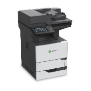 MULTIFUNCIONAL LASER MONOCROMATICA LEXMARK / MX722ADHE / SUSTITUTO DE MX711DHE / HASTA 70 PPM / CICLO MENSUAL 350,000 PAGINAS / USB, RED, HDD, ADF, QUAD CORE 1200 GHZ, RAM 2048 MB,