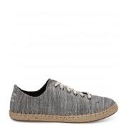 TOMS Sneakers Slubby Cotton Lena Sneaker Zwart