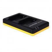 Patona Incarcator Rapid Dual USB pentru Nikon EN-EL12 cu Cablu Micro USB
