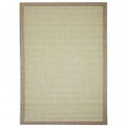 Floorita binnen/buitentapijt Chrome - groen - 160x230 cm - Leen Bakker