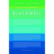 Dictionarul Blackwell de sociologie