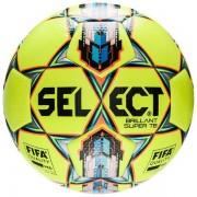Select Fotboll Brillant Super TB - Gul/Blå