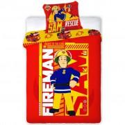 Fireman Sam Children's Duvet Cover Set 200x140 cm DEKB252051