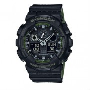 Casio G-SHOCK Standard Analog-Digital Montre GA-100L-1A - Noir