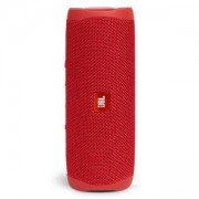 Портативна Bluetooth колонка JBL FLIP 5 RED, водоустойчива, JBL PartyBoost, червен, JBLFLIP5RED